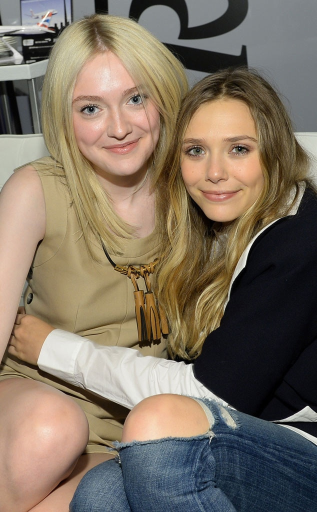 Dakota Fanning, Elizabeth Olsen, TIFF, Toronto International Film Festival