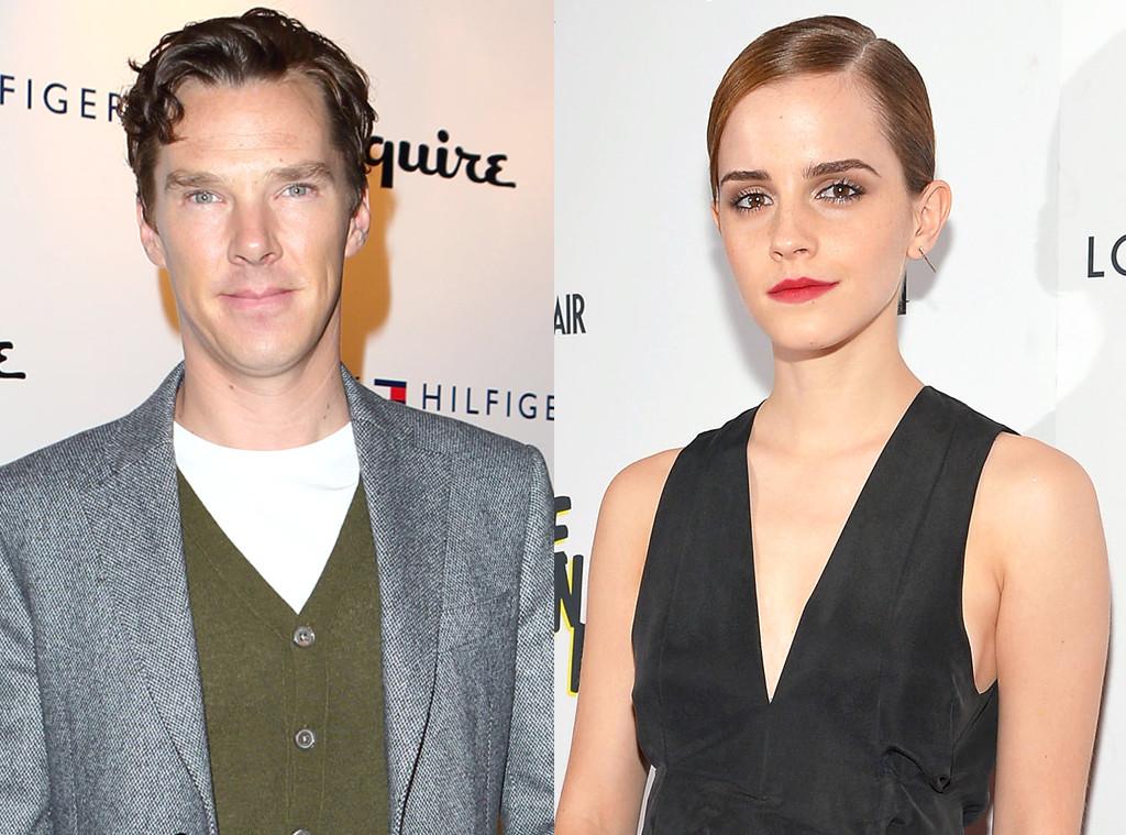 Benedict Cumberbatch, Emma Watson