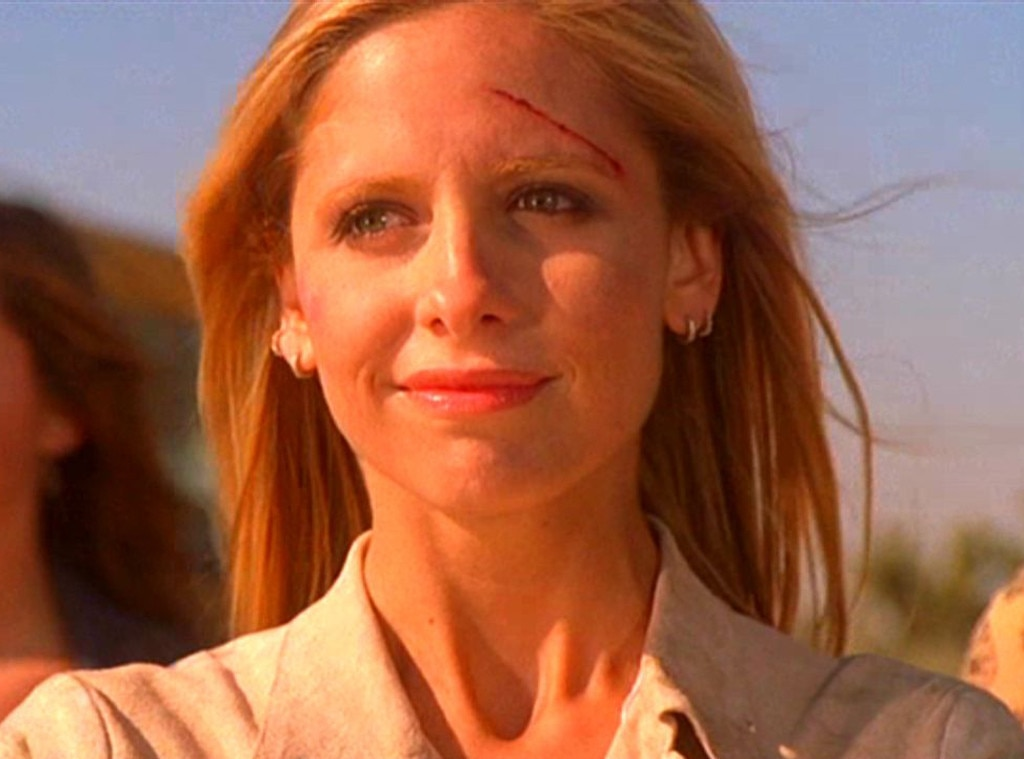 Buffy The Vampire Slayer, Finale