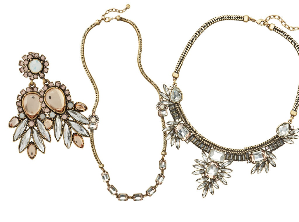 Editor Obsessions, LOFT Live In Pink by Suzanna Dai Jewelry Collection
