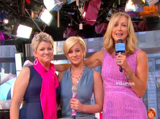 Kellie Pickler, Good Morning America
