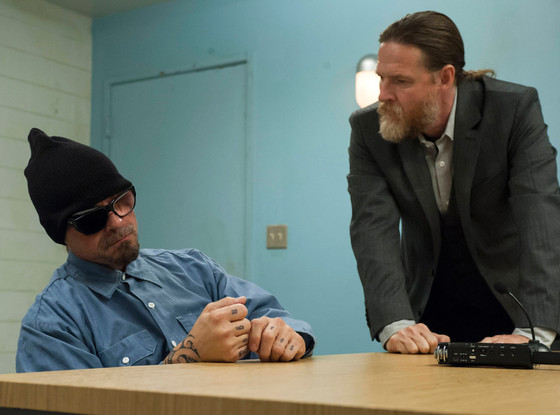 Sons of Anarchy, Kurt Sutter, Donal Logue