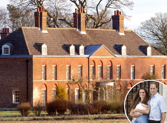 Anmer Hall, Prince William, Kate Middleton