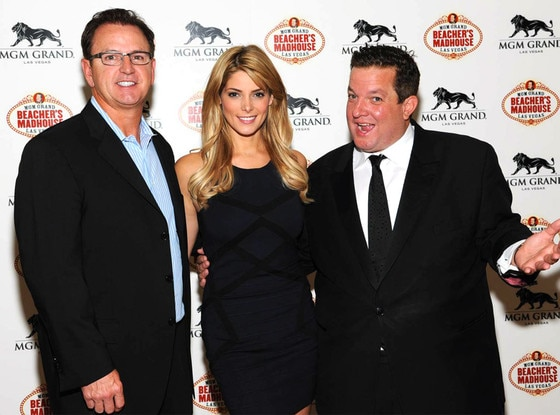 Ashley Greene, Jeff Beacher, Scott Sibella