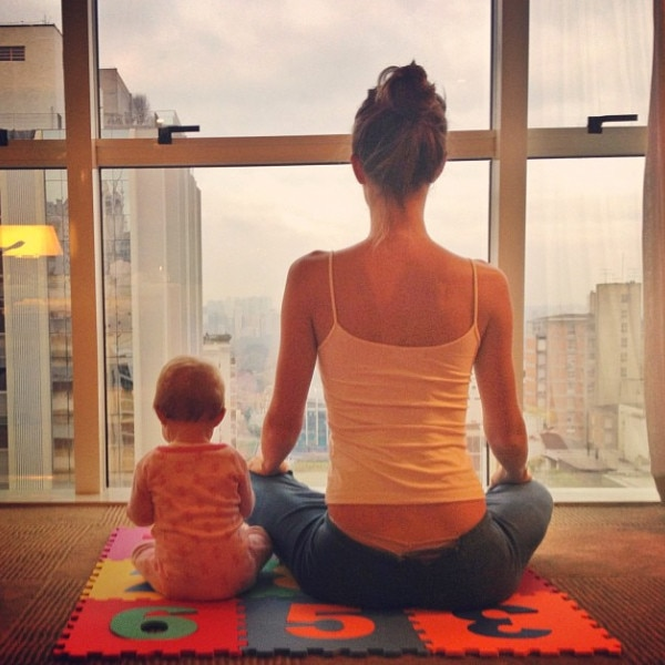 Gisele Bundchen, Vivian, Instagram