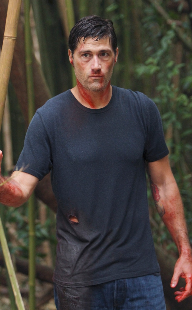 MATTHEW FOX, Lost, finale, Best TV Quotes