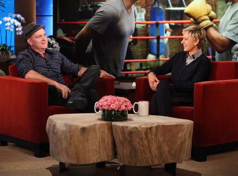 Ellen, Glee, Mike O'Malley