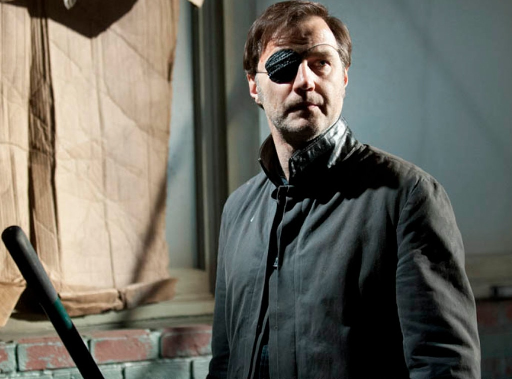 David Morrissey, The Waling Dead