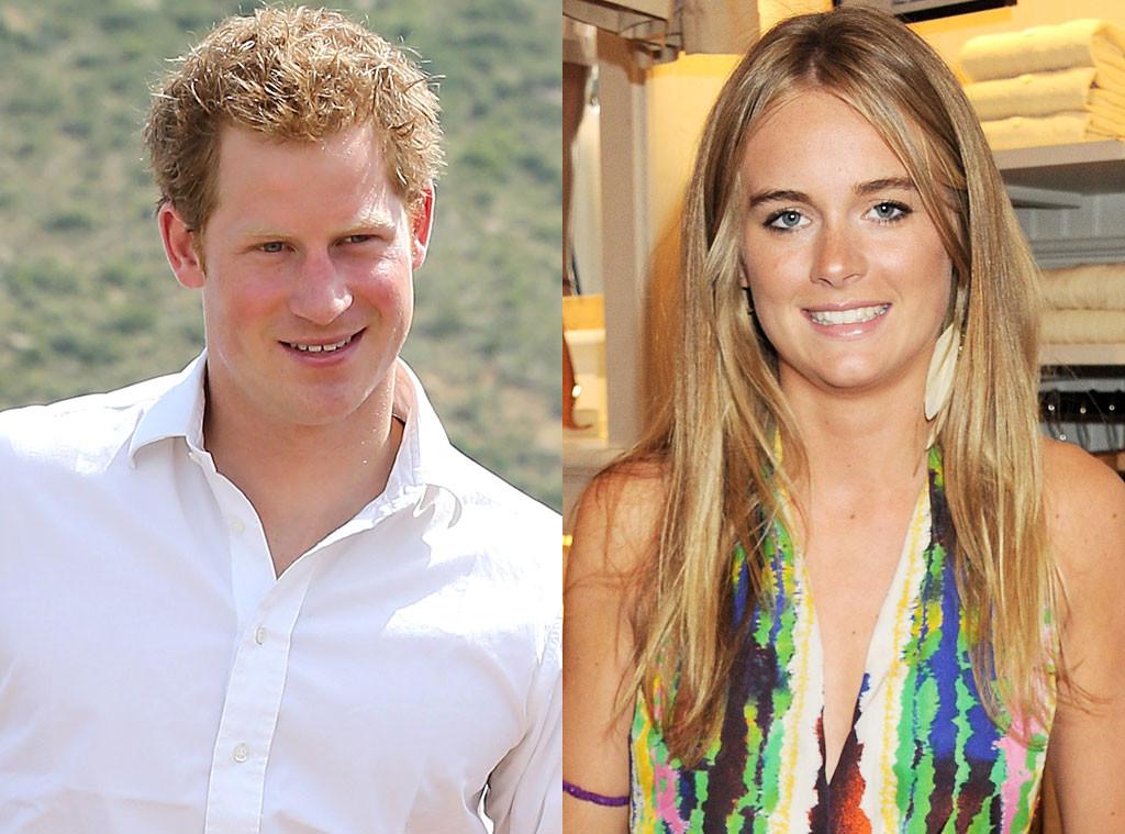 Prince Harry, Cressida Bonas