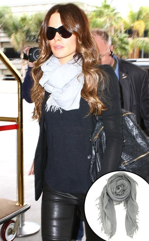Kate Beckinsale, Celeb Scarves