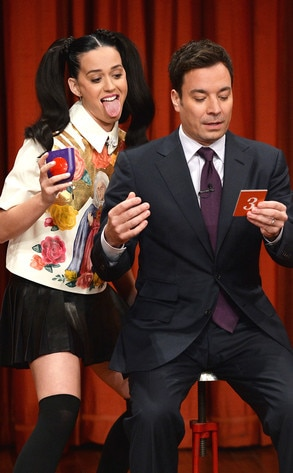 Katy Perry, Jimmy Fallon