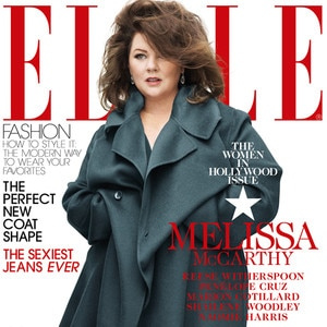 MORE: Melissa McCarthy Responds To Elle Cover Controversy: I Picked The Coat'