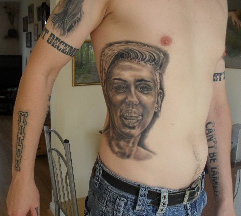 What is the worst tattoo you 39 ve ever seen askreddit for Dick sucka tattoo