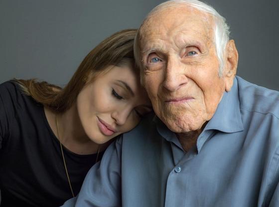 Angelina Jolie, Louis Zamperini, Unbroken