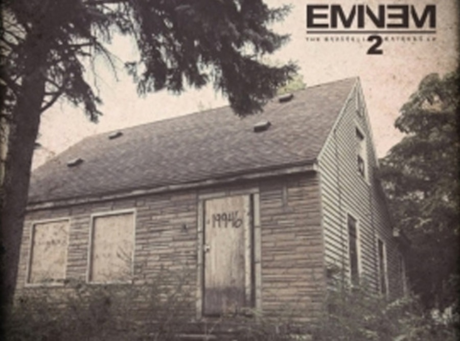 Eminem, Marshall Mathers LP 2