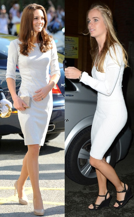 Kate Middleton, Duchess Catherine, Cressida Bonas