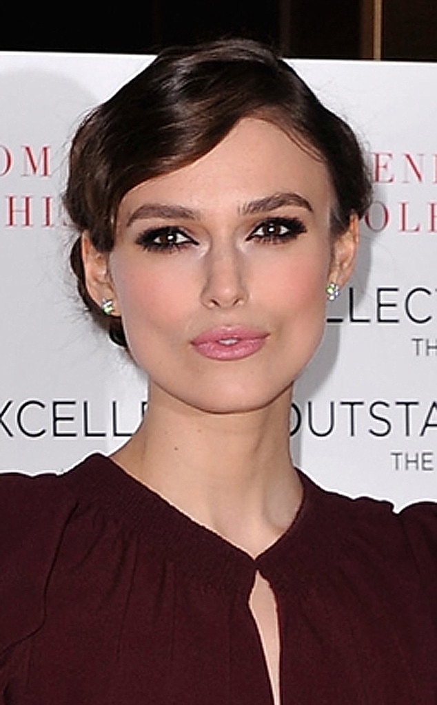 Guess the Celebrity Eyebrows, Keira Knightley