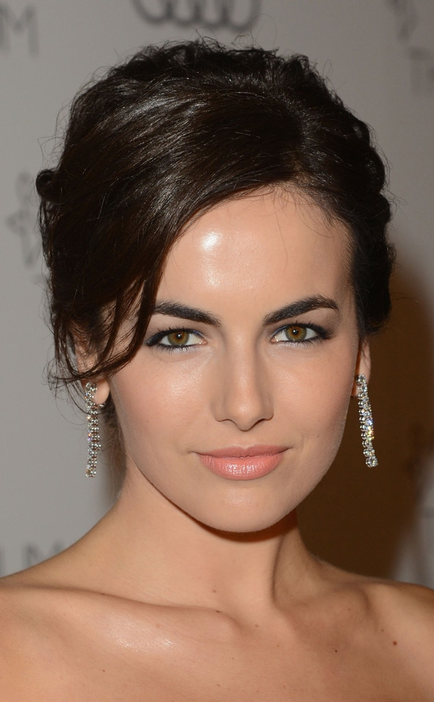 Guess The Celebrity Eyebrows, Camilla Belle