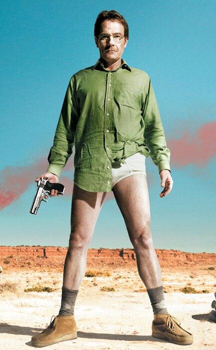 Walter White, Breaking Bad, Underwear