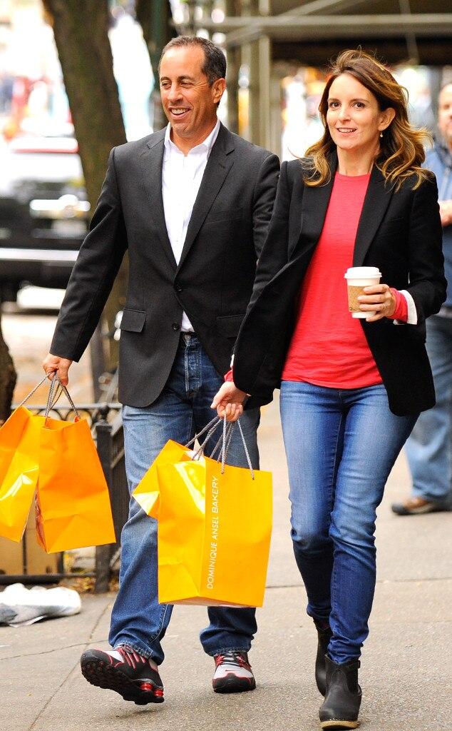 Jerry Seinfeld, Tina Fey