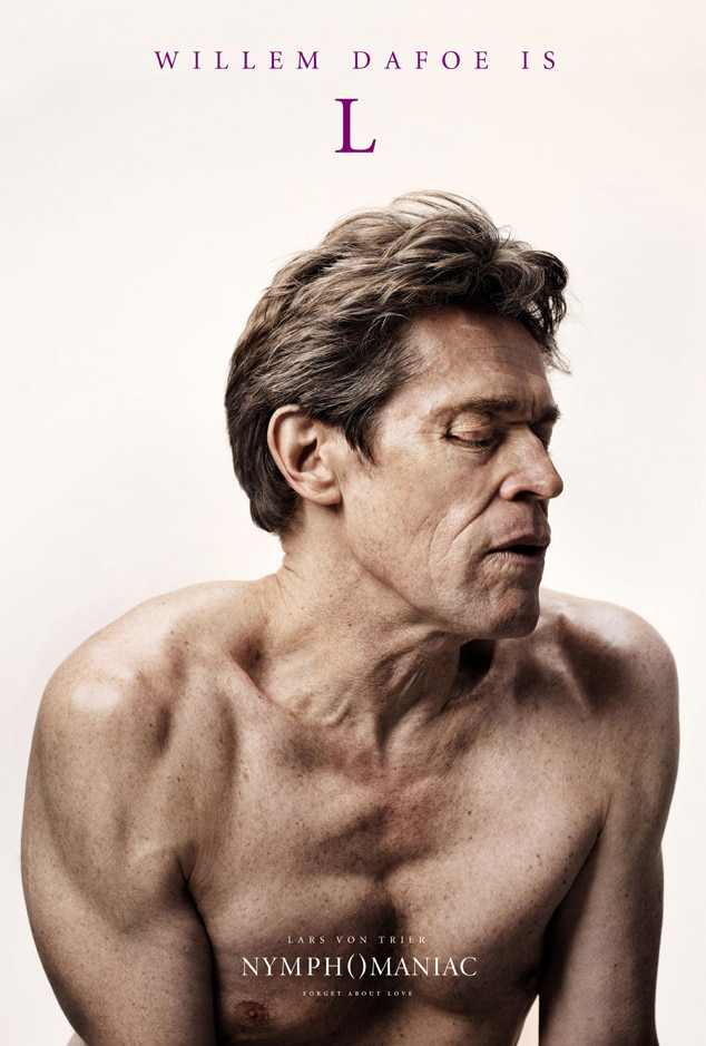 Nymphomaniac, Willem Dafoe