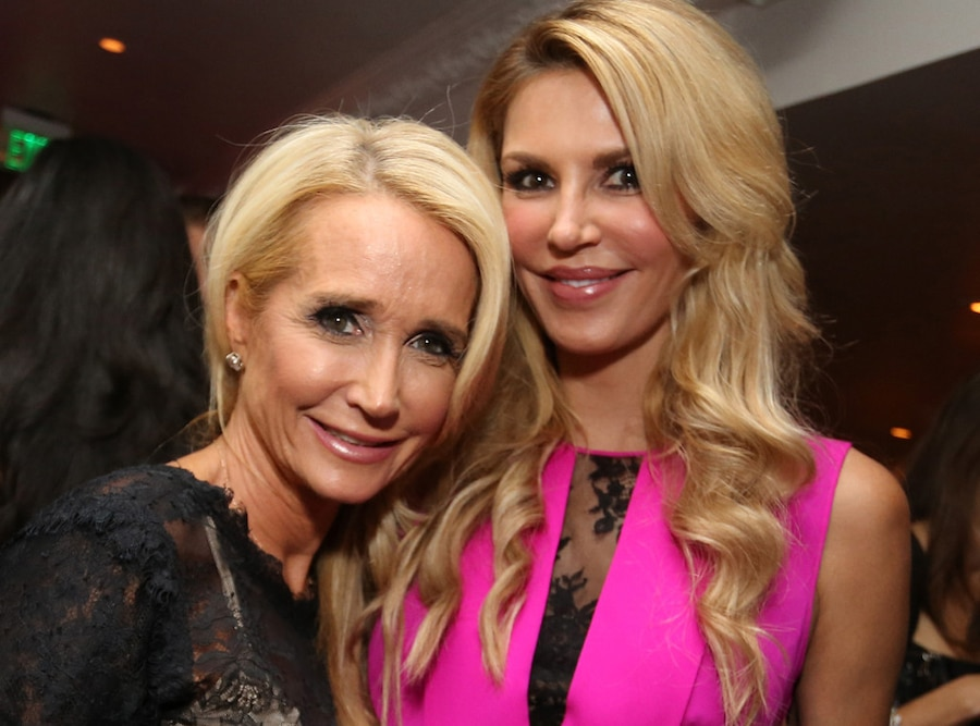 Kim Richards, Brandi Glanville