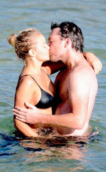 Lara Bingle, Sam Worthington