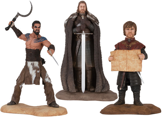 Fame of Thrones Action Figures