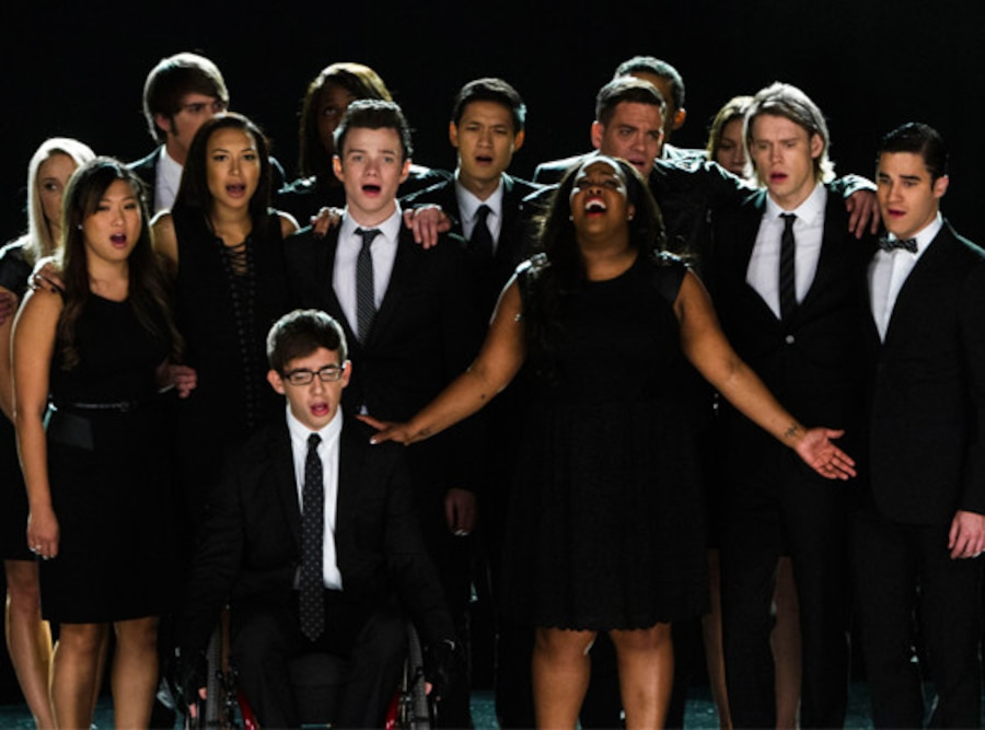 Glee, The Quarterback Episode
