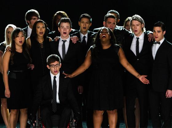 Glee, The Quarterback Episode