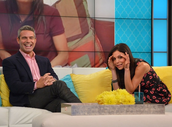 Bethenny Frankel, Andy Cohen, The Bethenny Show