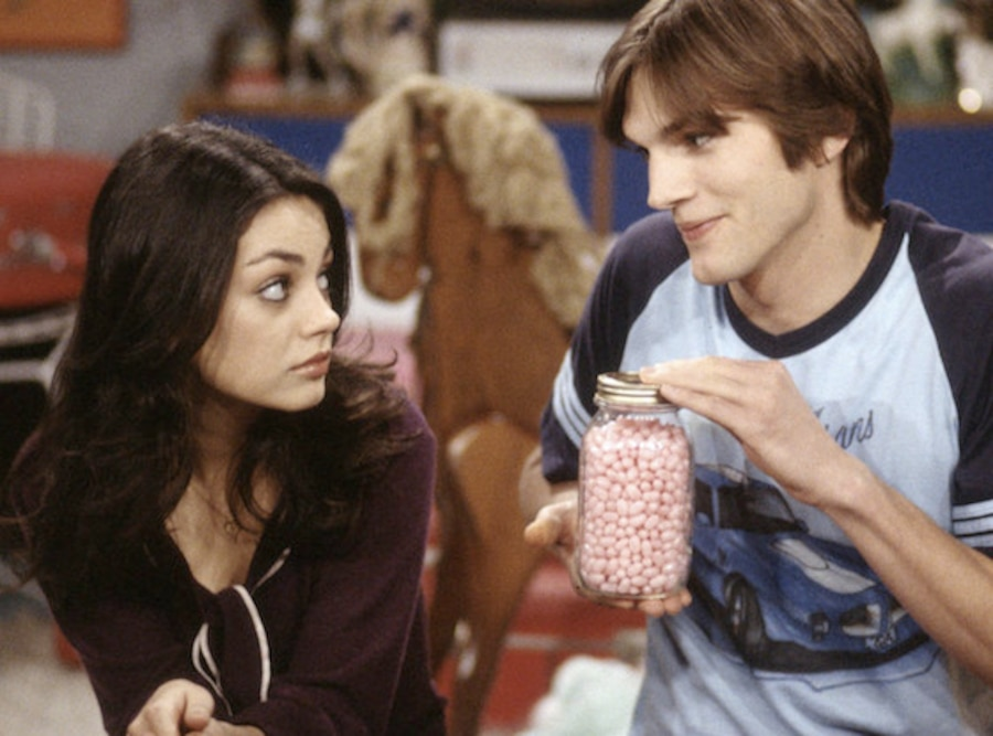 Mila Kunis, Ashton Kutcher, That 70's Show