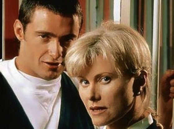 Hugh Jackman, Deborra-Lee Furness, Corelli