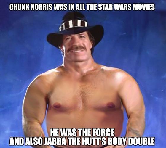 Chunk Norris 11