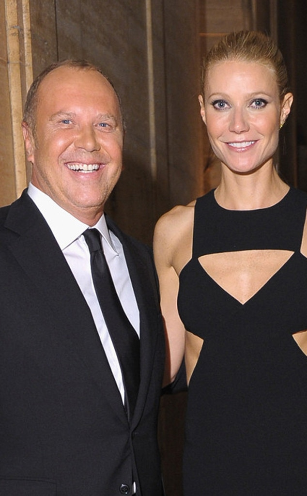 Michael Kors, Gwyneth Paltrow