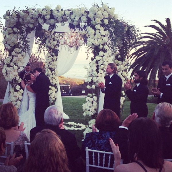 Exclusive Charlie Hunnam All Smiles At Friend S Wedding