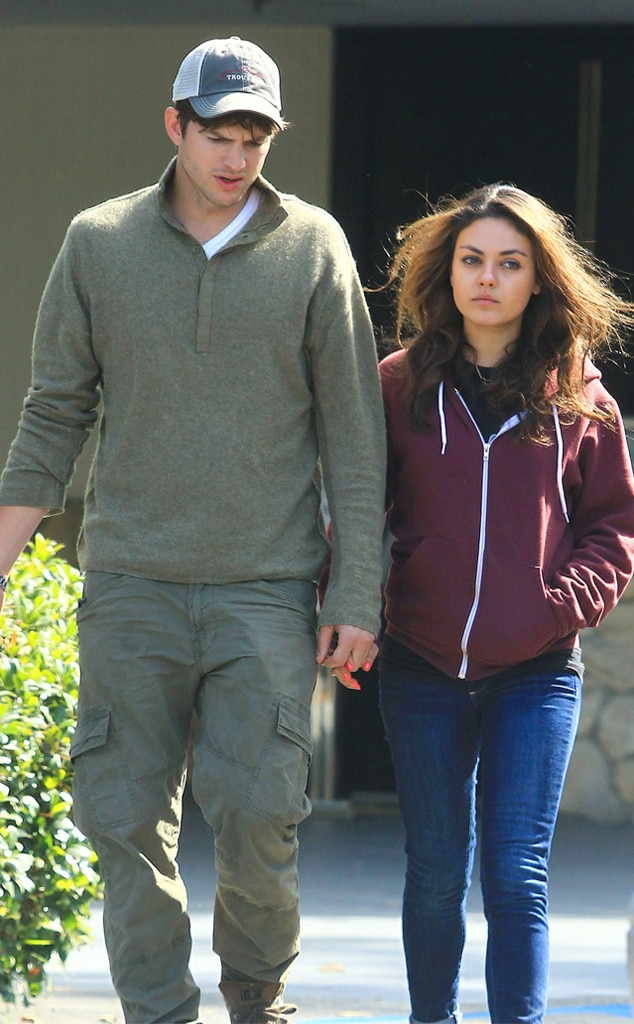 Aston Kutcher, Mila Kunis