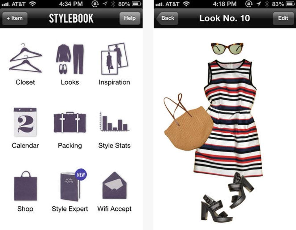 iTunes App, Stylebook