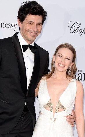 Andres Velencoso, Kylie Minogue