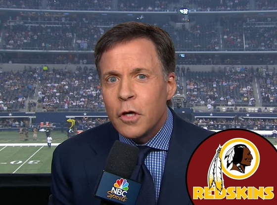 Bob Costas, Redskins