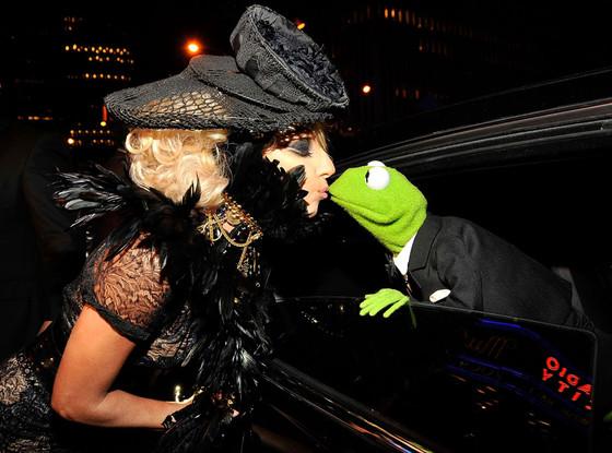 Lady Gaga, Kermit the Frog