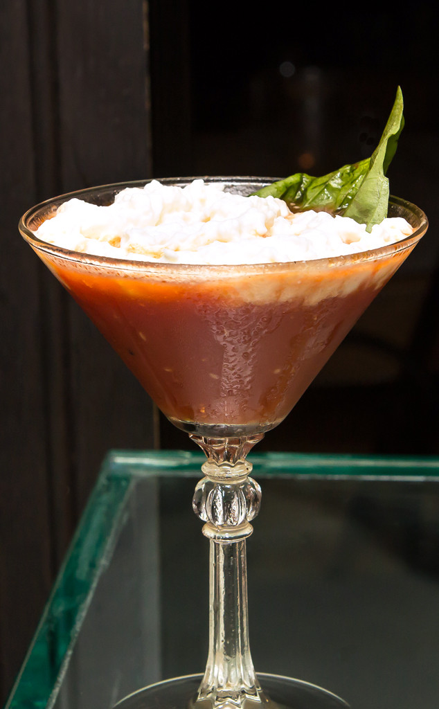 Pizza Cocktail