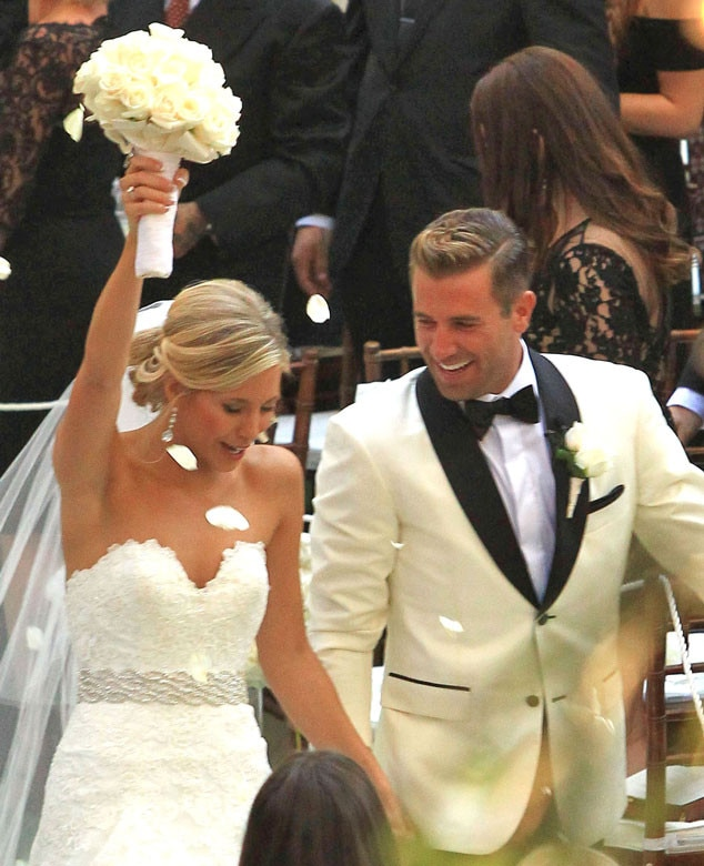 Jason Wahler Marries Ashley Slack—See Pics From Their ...