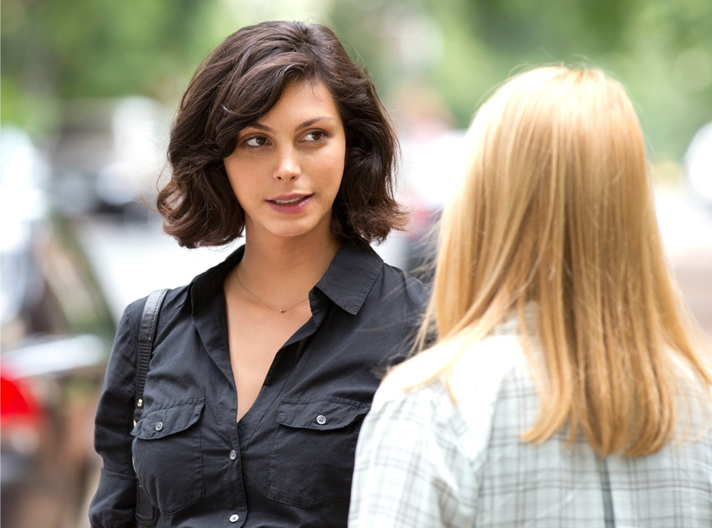 Morena Baccarin, Claire Danes, Homeland