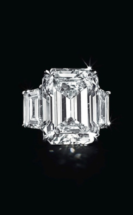 Kim Kardashian Ring, Christie's Auction