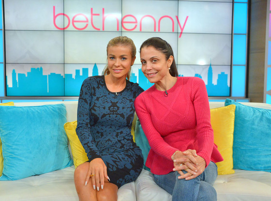 Bethenny Frankel and Carmen Electra Go Makeup-Free—See the ...