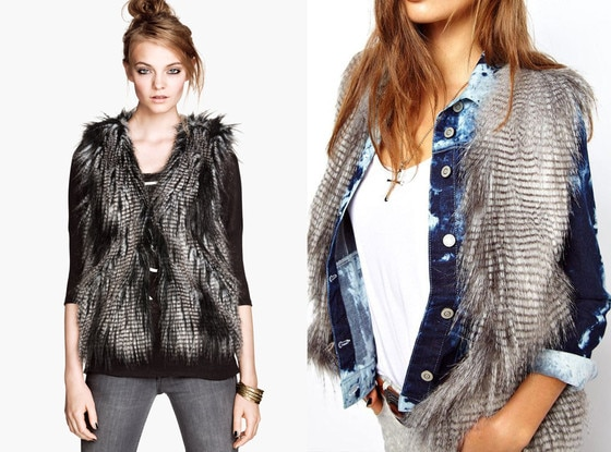Splurge vs. Steal, Vest Guess