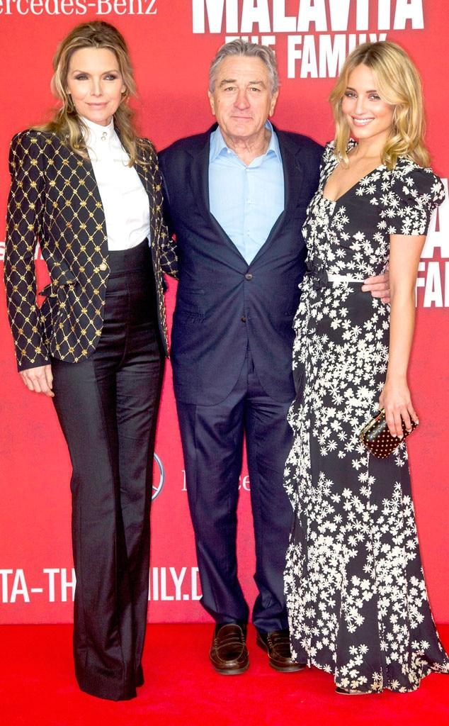 Michelle Pfeiffer, Robert De Niro, Dianna Agron