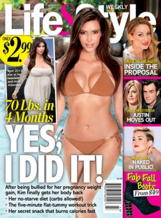 Ali Landry, Kim Kardashian, Life and Style