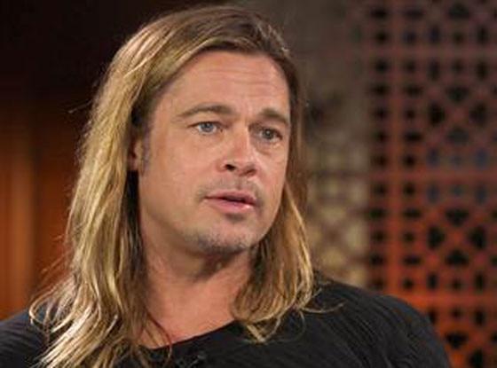 Brad Pitt, Today Show